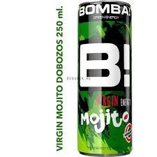 Bomba energiaital 250ml Mojító