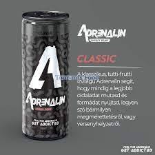 Adrenalin energiaital 250ml