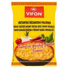 Vifon tésztás levesek 60g/Csibe enyhe fűszerezés/