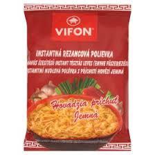 Vifon tésztás levesek 60g/Marha/