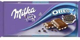 Milka 80-100g/Oreo/