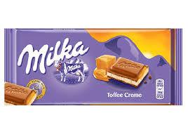 Milka 80-100g/Toffefe/