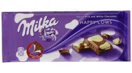 Milka 80-100g/Happy Cow/