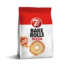 Bake Rolls 70-80g/pizza/