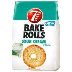 Bake Rolls 70-80g/Hagymás-tejfölös/