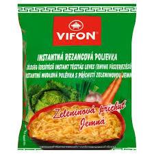 Vifon tésztás levesek 60g/Zöldséges/