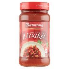 Dawtona mártások 360g/Mexicoi/