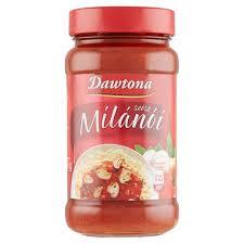 Dawtona mártások 360g/Milánói/