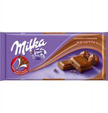 Milka 80-100g/Noisette/