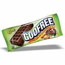 Goofree 50g/Mogy.krémes/Zöld ÚJ
